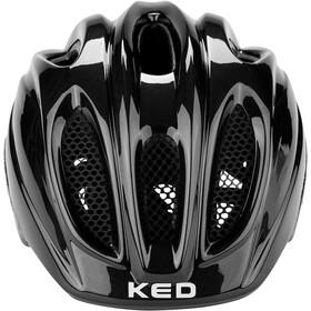 KED Meggy Kask rowerowy Dzieci, black